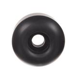 Black BLANK Skateboard WHEELS 52mm (Set of 4)