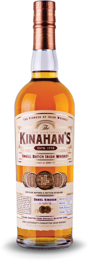 kinahans small batch whiskey