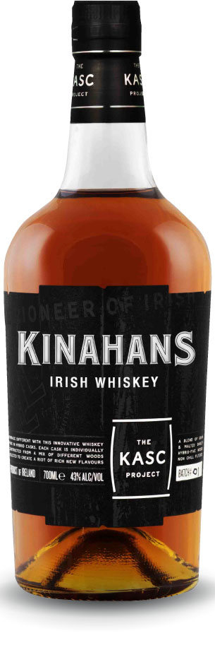 kinahans whiskey kasc project