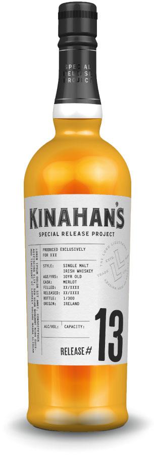 kinahans special release whiskey: Merlot finish