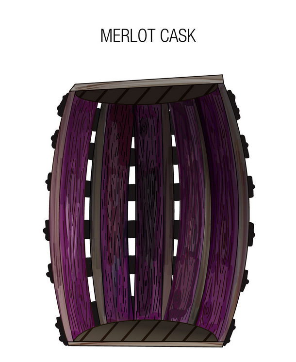 merlot cask finish