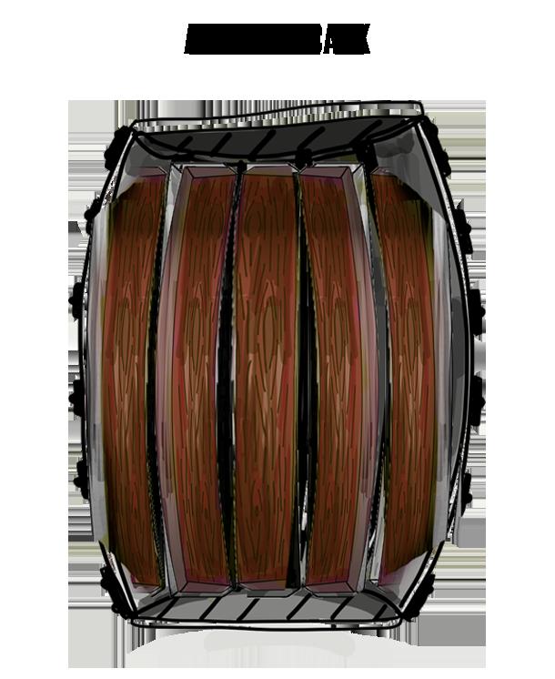 Amarone cask finish