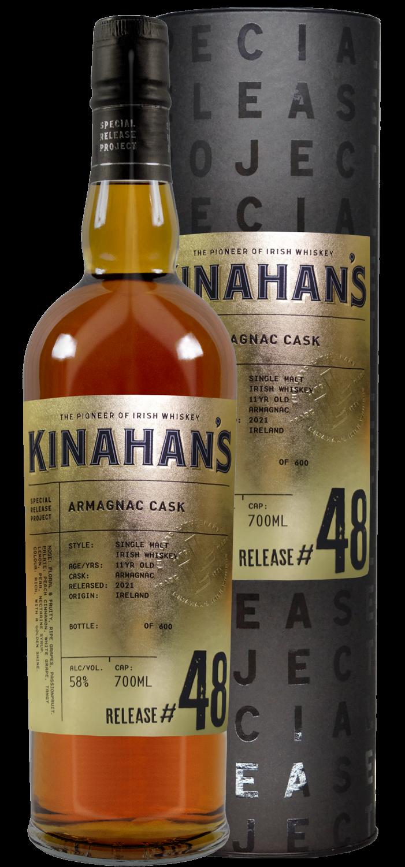 kinahans whiskey sonderveröffentlichung