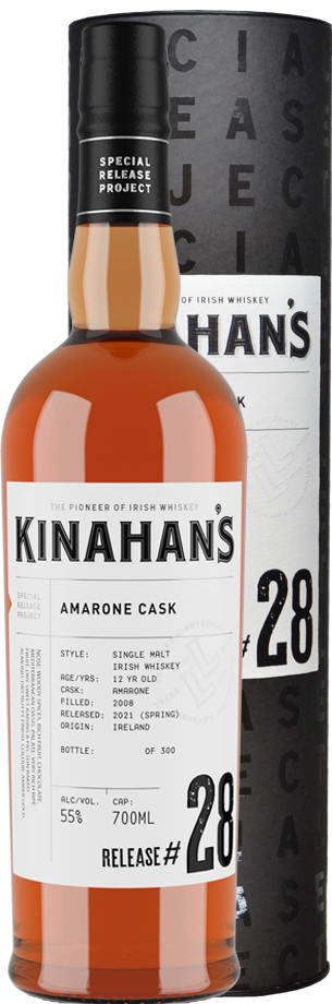 kinahans special release whiskey: Amarone Cask