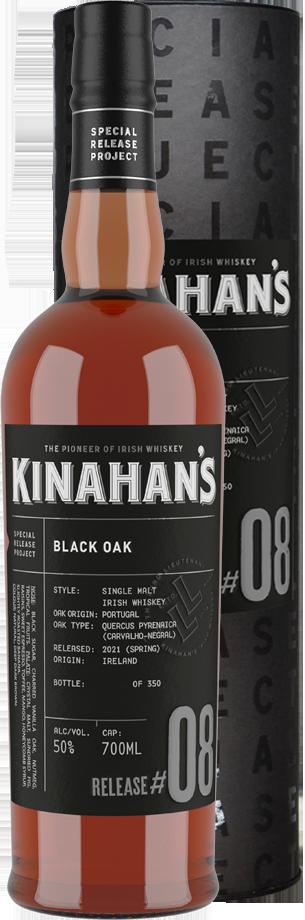 kinahans special release whiskey: Black Oak