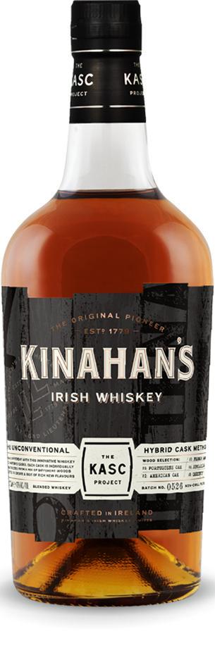kinahans kasc projekt whiskey
