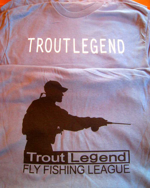 TroutLegend Tshirt #1