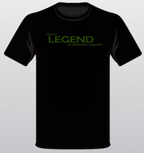 TroutLegend Tshirt #2
