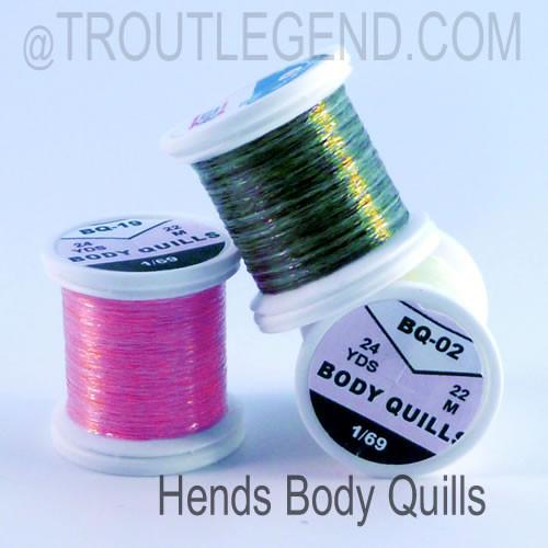 Hends Body Quills