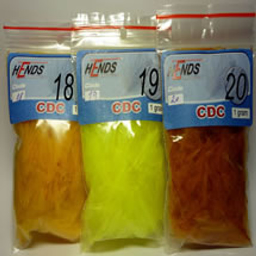 Hends CDC Feathers (1gram packs)