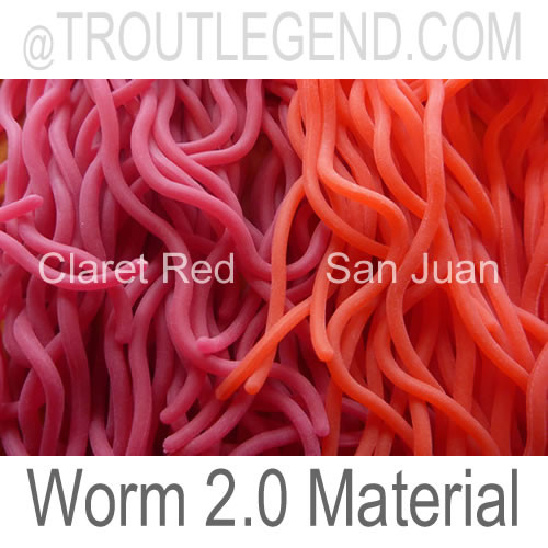 Worm 2.0 Material SuperPacks