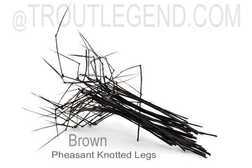 Pheasant Knotted Legs