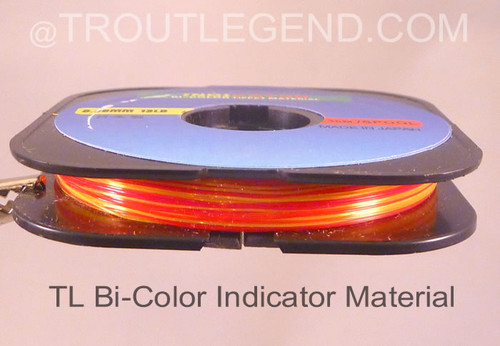 Bi-Color Indicator Material