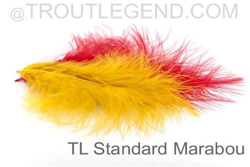 TL Standard Marabou Feathers