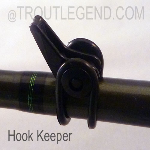 Moveable Hook Keeper