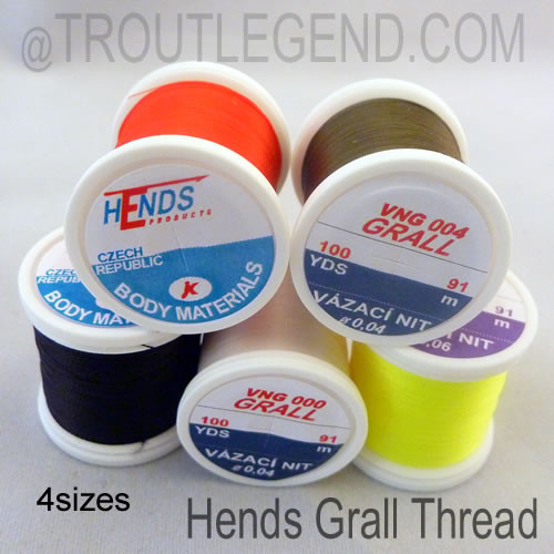 Hends Medium Grall Thread