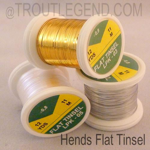 Hends Flat Tinsel