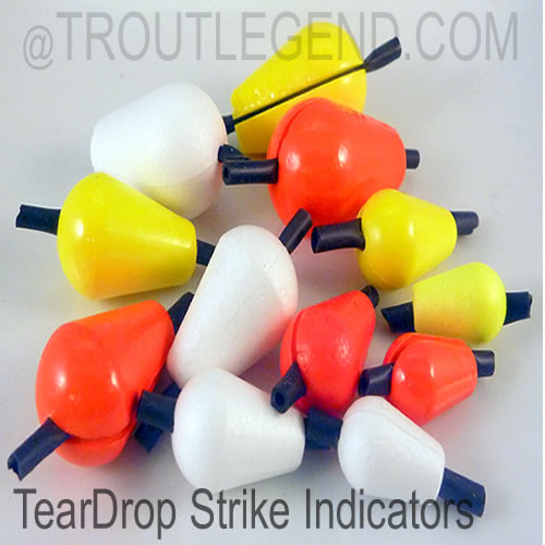 TearDrop Strike Indicators (Small)