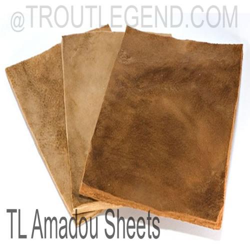 TL Amadou Sheets