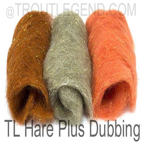 TL Hare Plus Dubbing