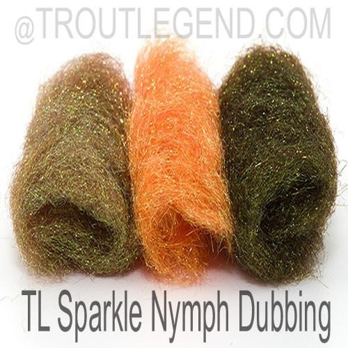 TL Sparkle Nymph Dubbing