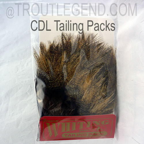 Coq De Leon Tailing Packs