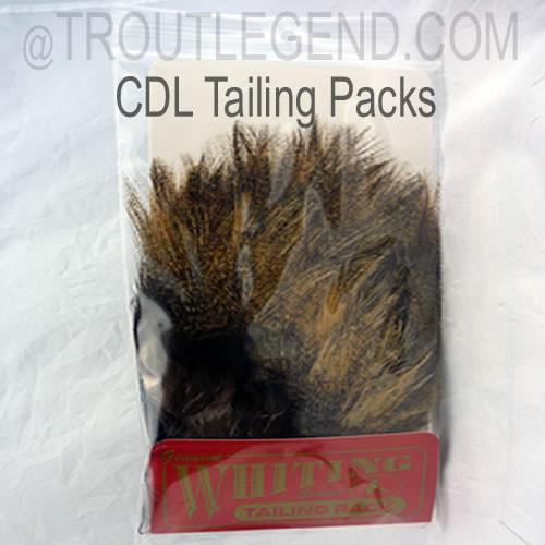 Coq De Leon Tailing Packs