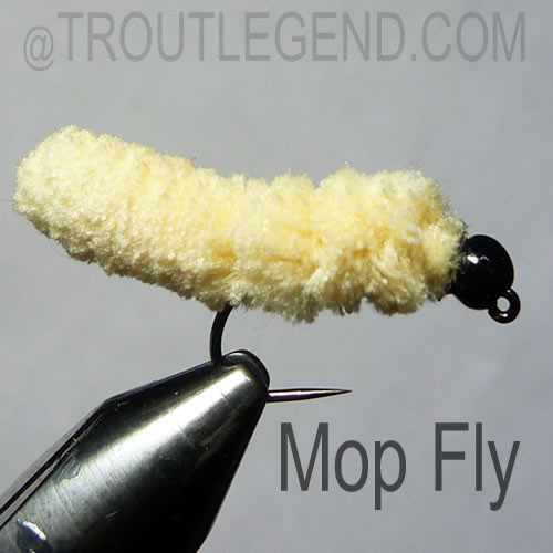 TLbugs Mop Fly (6 Fly Packs)