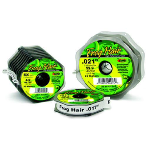 FrogHair Tippet Guide Spool