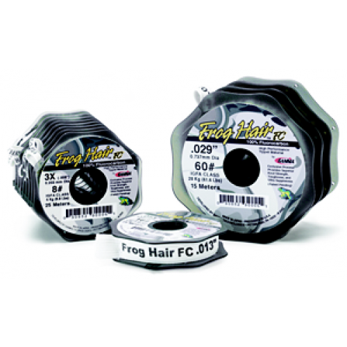 FrogHair Fluorocarbon Guide Spool