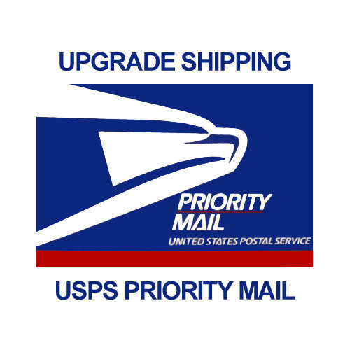 Priority Mail Upgrade (Continental US Only)