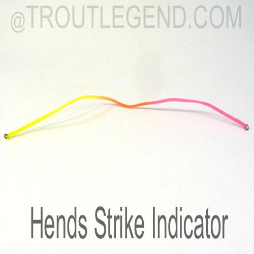 Hends Leader Strike Indicator