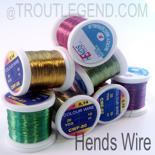 Hends Wire Small .14mm