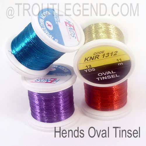 Hends Oval Tinsel
