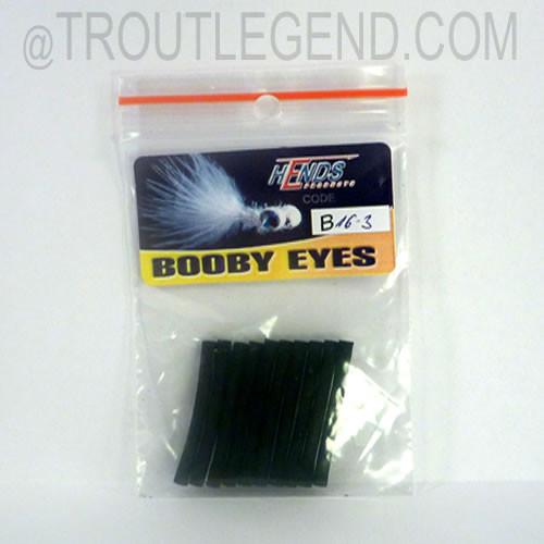 Hends Booby Eyes (Black)