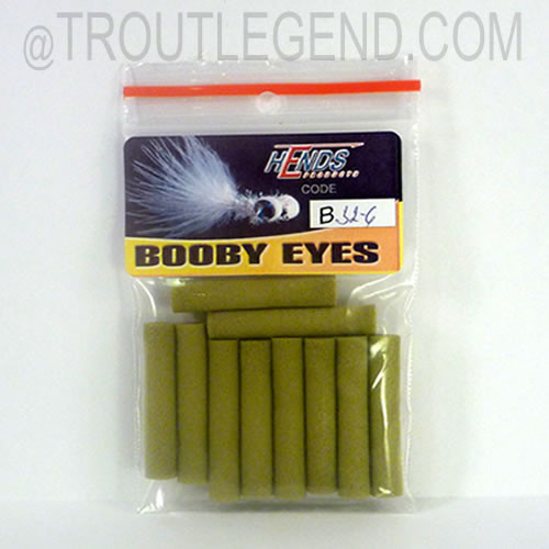 Hends Booby Eyes (Olive)