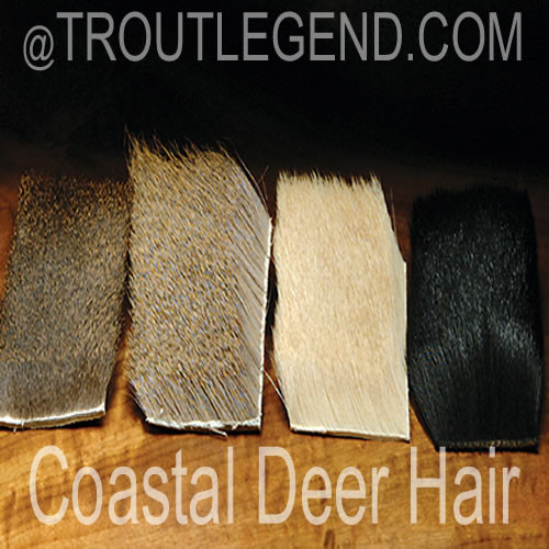 Coastal Deer Hair
