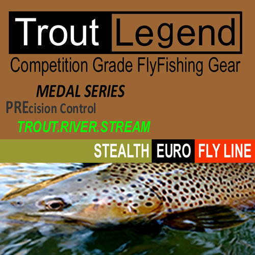 Stealth Euro Fly Line