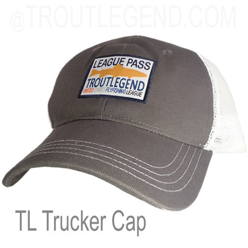 TL League Trucker Cap