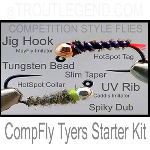 "TLBug ""Comp Jig Fly""  Kits"