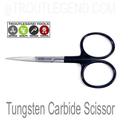 TL Tools Tungsten Carbide Scissors