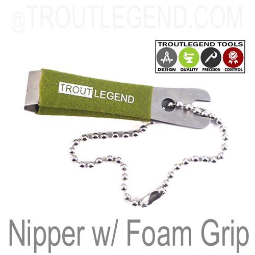 TL Tools Grippy Nippers