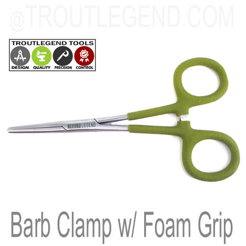 TL Tools Grippy Clamp w/ Barb