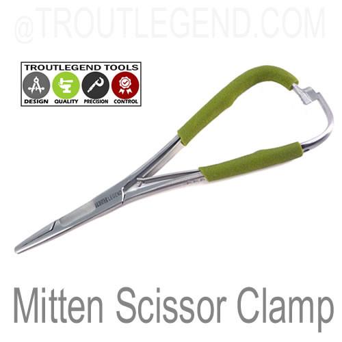 TL Tools Grippy Mitten Scissor Clamps