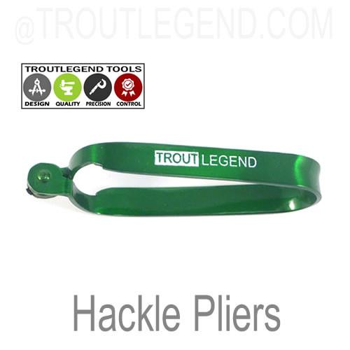 TL Tools Hackle Plier