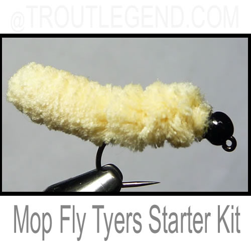 TLBug Mop Fly Complete Tyers Kit