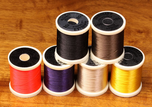 Danville Flymaster Waxed Fly Tying Thread (3 strengths)