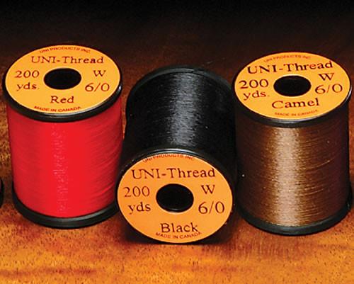 Uni-Thread Waxed 3/0 or 6/0