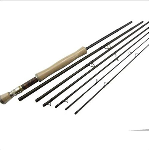 9' 5/6wt 6 Section Travel Fly Rod