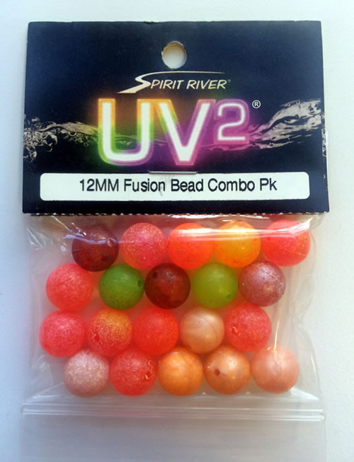 UV2 Egg Beads Combo Packs 6-12mm